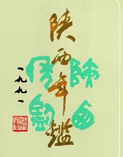 陕西年鉴1991卷